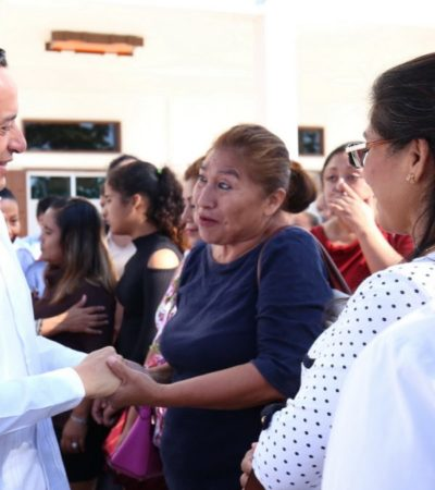 Se amplían servicios de la UNEME DEDICAM de Chetumal para diagnóstico de cáncer de mama