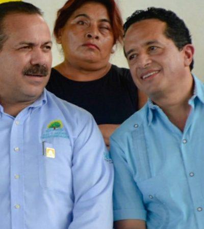 QUEDA PRD FUERA DEL GABINETE: Con la renuncia de Julián Ricalde a la Sedeso, el gobierno de Carlos Joaquín ya es menos 'amarillo', pero mantiene pluralidad