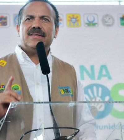 JULIÁN RICALDE VA POR EL SENADO: Confirma Gobernador renuncia del titular de la Sedeso y de otros funcionarios de su gabinete