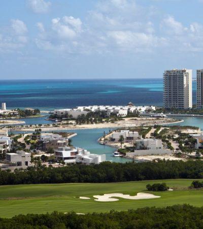 Están proyectos inmobiliarios en expansión en Cancún