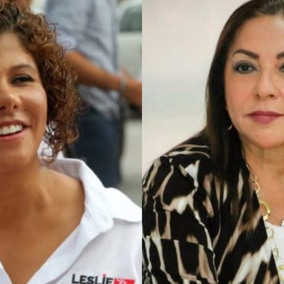 Rompeolas: Cora Amalia y Leslie Hendricks suenan para el Panal