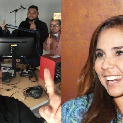 ASÍ VA LA POLÍTICA EN CANCÚN: Dos locutores de radio podrían enfrentarse por la Alcaldía del municipio más poblado y rico de QR