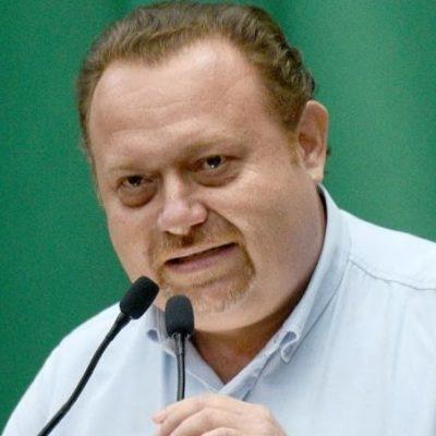 Perfilan al diputado José Esquivel Vargas como candidato del 'Frente' para Felipe Carrillo Puerto