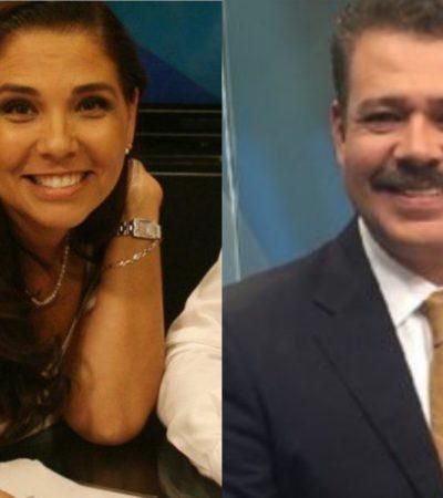MOVIMIENTOS EN GRUPO TURQUESA: Inicia Martín Sámano noticiero en la frecuencia 102.7 FM y se reincorpora Mara Lezama con su programa de denuncias en el 105.1 FM