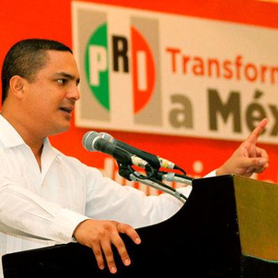 Califica Raymundo King de 'desechos' a ex priistas que buscan acomodo en filas de Morena, PAN y PRD