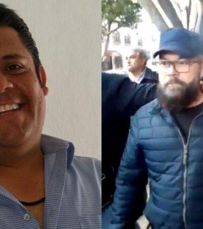 CELEBRA PAN CAPTURA DE EX CANDIDATO: Ni disfrazados burlaron la ley, dice Eduardo Pacho