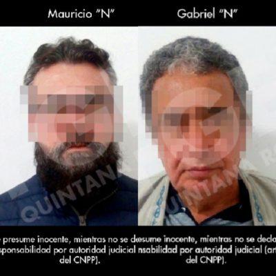 MAURICIO Y GABRIEL, BAJO AUDIENCIAS: Siguen 'en caliente' procesos legales contra ex funcionarios en Chetumal