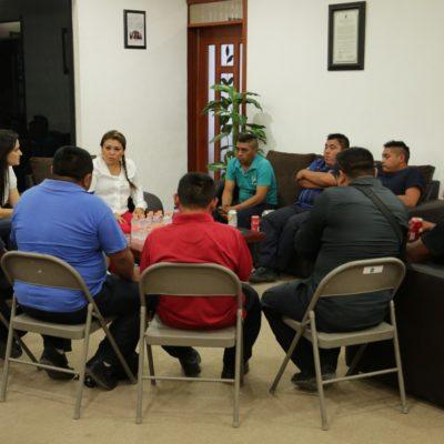 Dialogan policías en paro y obtienen 'una segunda oportunidad' en Tulum