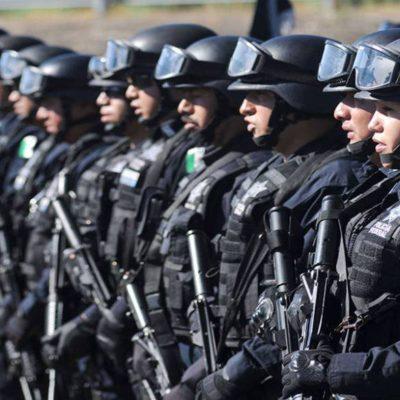 Ve Remberto Estrada como positiva la presencia de más elementos de la Policía Federal en Cancún