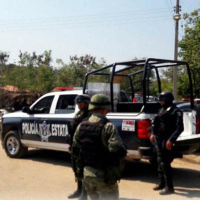 Enfrentamiento en Acapulco deja 11 muertos y 38 detenidos