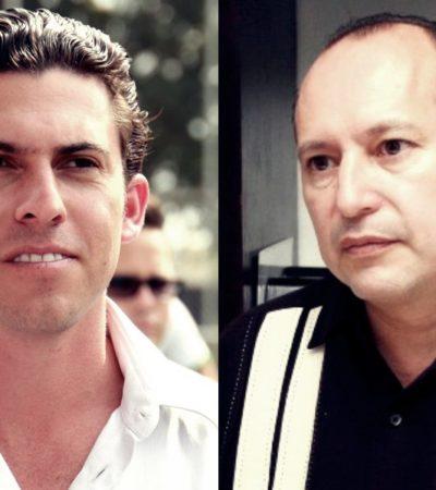 """""""HA HECHO LO QUE SE PUEDE"""": Respaldo de la CROC a Remberto, una vez que el Partido Verde lo oficialice, dice Mario Machuca"""