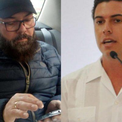 """""""NADIE ESTÁ POR ENCIMA DE LA LEY"""": Remberto Estrada se dice respetuoso de la Fiscalía en el caso de Mauricio Góngora; no alude a su antecesor Paul Carrillo"""