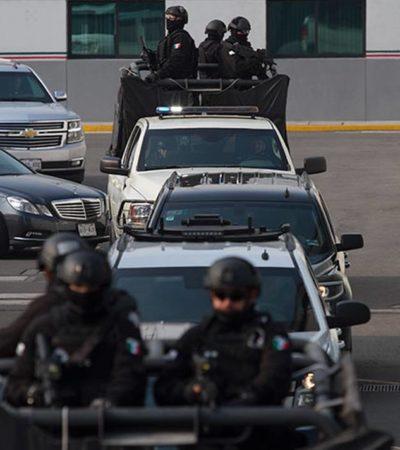 TRAEN A BORGE 'DE PASEO' POR PENALES DE MORELOS: Por supuesta equivocación, llevan a ex Gobernador a Cefereso de mujeres y luego lo regresan al Ceferepsi