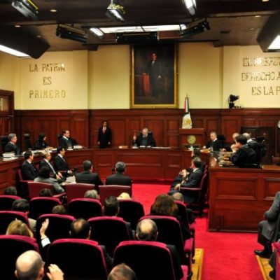 ACOTA LA CORTE DERECHO DE REPLICA: Solo aplicará para información falsa o inexacta, determinan ministros con 8 votos a favor y 2 en contra