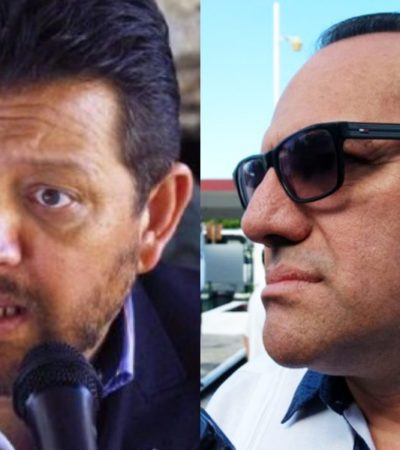 Rompeolas: Jaime Zetina y Juan de la Luz, 'secretarios de facto'