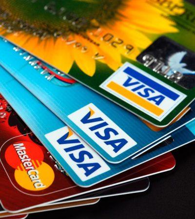 Advierten por fraude con tarjetas de crédito y debito