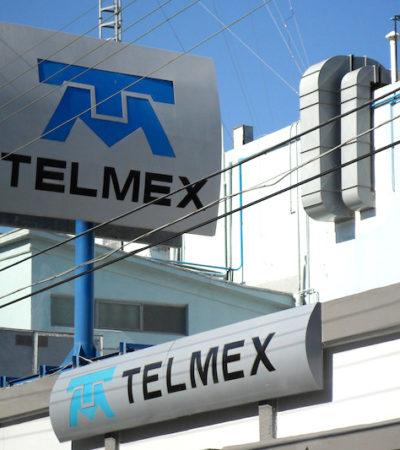 SE CAE EL SERVICIO DE INFINITUM: Reportan falla masiva en el sistema de internet de Telmex con afectación en muchos estados, incluyendo Quintana Roo