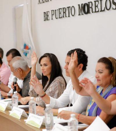 Instaura Alcaldesa el 23 de febrero como Día del Movimiento Rotario en Puerto Morelos