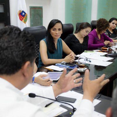 Celebra Laura Fernández aprobación en el Congreso de decreto de reforma contra la violencia política contra las mujeres