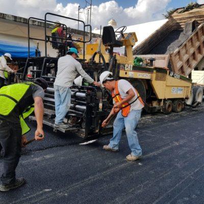 Aseguran que el 2018 será el año de la consolidación de la infraestructura en Puerto Morelos