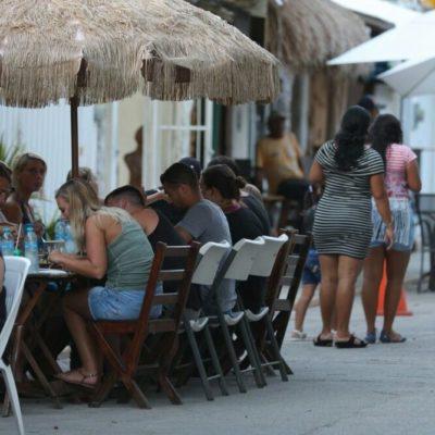 Registra Puerto Morelos auge turístico por fin de semana largo