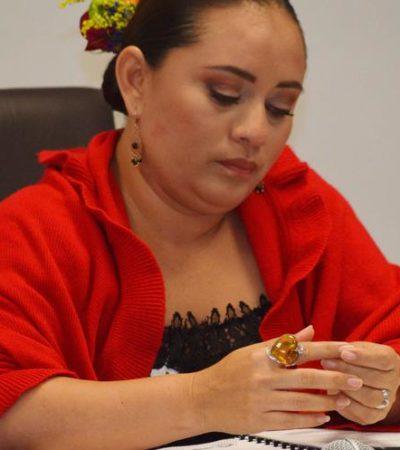 Exigen a Perla Tun aclarar a quién se concesionó el Carnaval