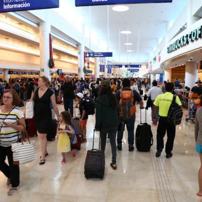 Mantiene Cancún tendencia positiva en turismo