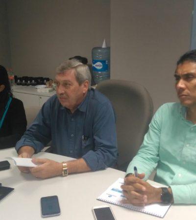 """QUIERE AGUAKAN """"CONFORMAR A LOS INCONFORMES"""": Asegura concesionaria de agua potable que se quedarán en Solidaridad y destaca acuerdo con la Alcaldesa para mejorar servicio"""