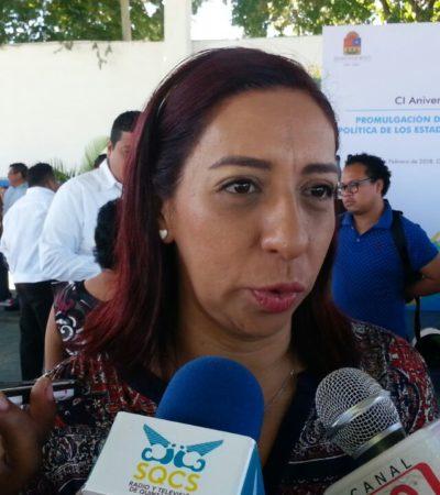 Reconoce Ana Vázquez 'temas pendientes' en la SEQ