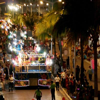 Denuncian supuesta concesión de los espacios para el carnaval de Cozumel