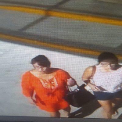 Capta video a carteristas en Playa del Carmen