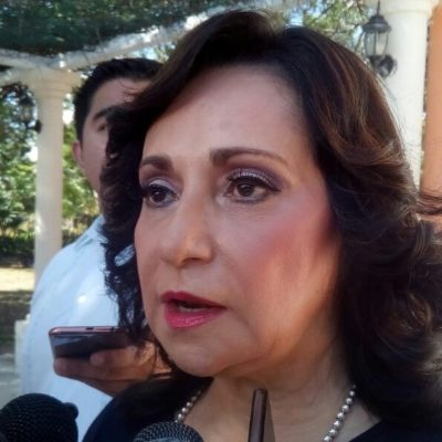 Niega Catalina Portillo proteger a dueños de periódicos