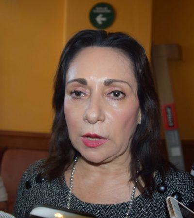 Hubo notificación deficiente en demanda contra Quequi, admite Catalina Portillo