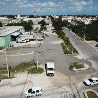 ¡XV AÑOS DE UN BACHE!: Convocan a 'celebrar' otro aniversario de uno de los tramos viales más destruidos de Cancún