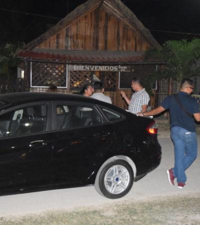 Reportan presunto plagio de dos meseras y un cliente en un bar en las inmediaciones de la colonia Tres Reyes de Cancún