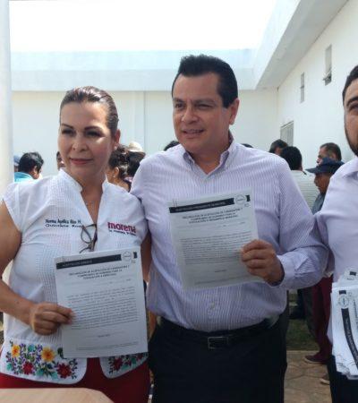 Rompeolas: Se definen en Morena dos bloques paraSolidaridad
