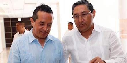 """""""ÉL YA NO ES FUNCIONARIO"""": Asegura Carlos Joaquín que detención de Juan Vergara no afecta a su gobierno"""