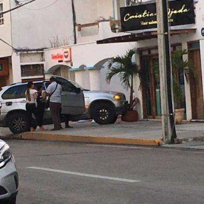 Un detenido por disparos en pleno centro de Playa del Carmen