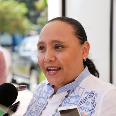 """""""NO SE LES HA PERDONADO LA VIDA"""": Dice Cristina Torres que solidarenses decidirán la rescisión de Aguakán en consulta pública"""