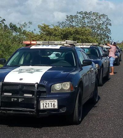 ESCASEAN LOS VISITANTES Y CUANDO LLEGAN…: Muere turista extranjero electrocutado en Huay Pix; otro quedó lesionado al enredarse su lancha con unos cables
