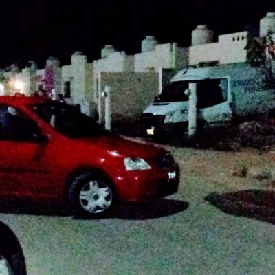LO ENTIERRAN EN EL PATIO DE UNA CASA: Encuentran cadáver de un hombre embolsado en una vivienda abandonada en Chetumal