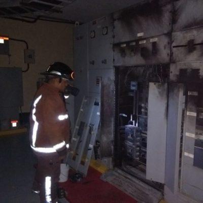 Estallido eléctrico deja dos lesionados en hotel Fiesta Americana Condesa de Cancún