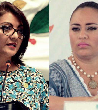 """""""NO PUEDO DEFENDER LO INDEFENDIBLE"""": Diputada panista Gabriela Angulo dice que no hará campaña por Perla Tun en Cozumel"""