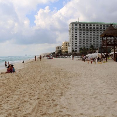 Busca Cancún la recertificación 'Blue Flag' de sus 7 playas públicas