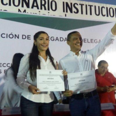 """VALIDAN CANDIDATURA EN EL DISTRITO 04: Dice Candy Ayuso que el PRI es un """"gran partido"""" y que van a ganar"""