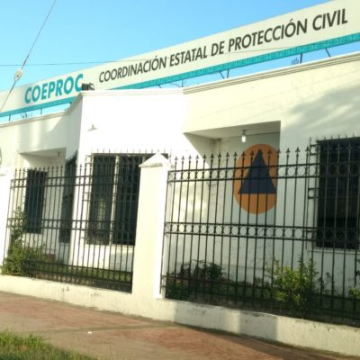 Retrasa Segob mejores operaciones y mayor rango de acción de Protección Civil