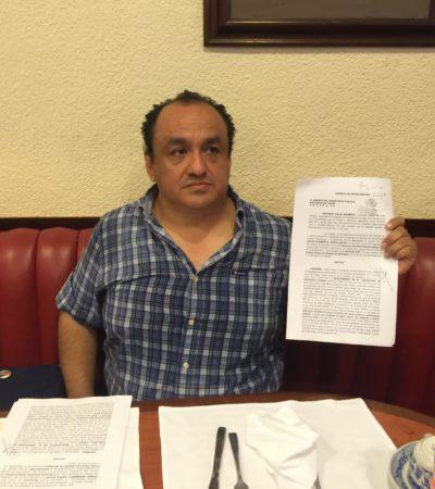 Piden a Morena impedir candidatura del borgista Edgar Gasca Arceo