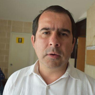 Dice Aguilar Osorio que aún no hay candidatos oficiales en el PRD