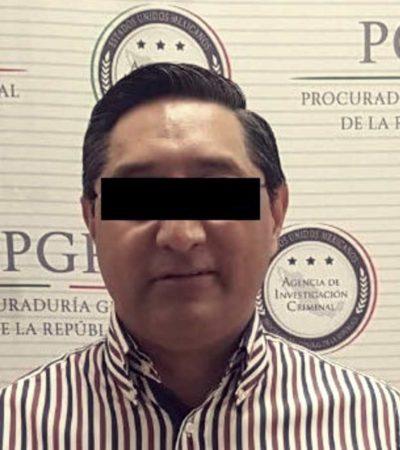 POBLANO 'CHAPULÍN' Y DE 'NEGOCIOS': La detención de Juan Vergara saca a la luz las relaciones de poder y dinero del ex titular de Sefiplan