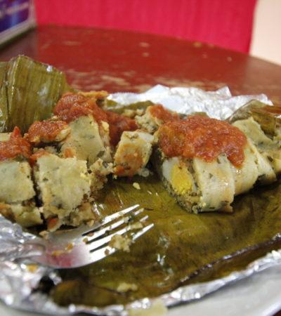 BRAZO DE REINA, TRADICIÓN EN CUARESMA: Así se prepara uno de los más típicos platillos de la cocina yucateca cuando toca no comer carne
